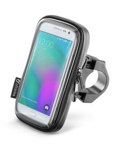Interphone Softcase Tubular Handlebar 4.5 inch-0