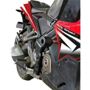 Flyby Moto Bajaj Pulsar RS 200 Frame Sliders-0