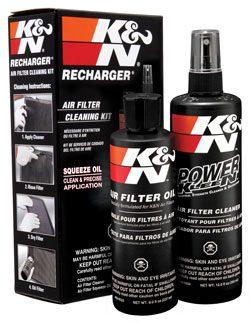 KN Air Filter Service Kit-0