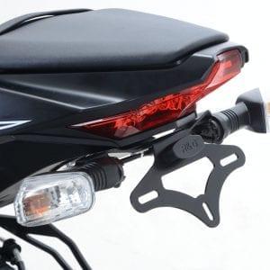 R&G Kawasaki Ninja ZX10R Black-0