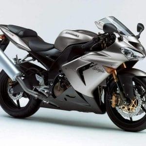 Akrapovic Kawasaki ZX10R-0
